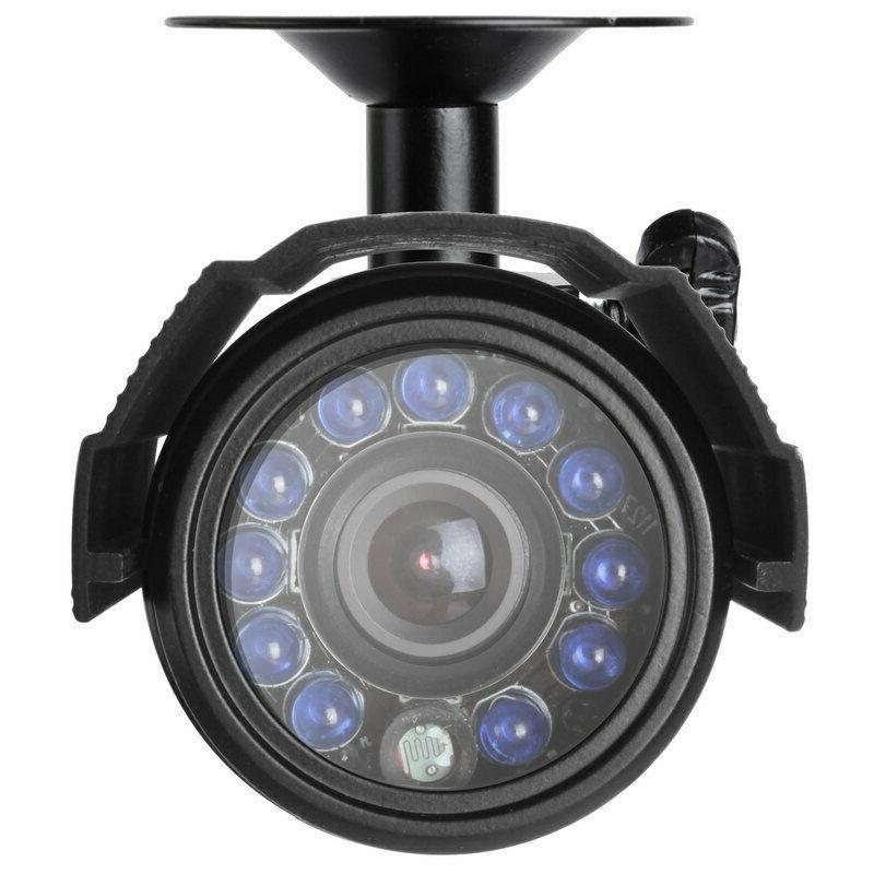 Zmodo 720p Outdoor IR Security System IR Motion