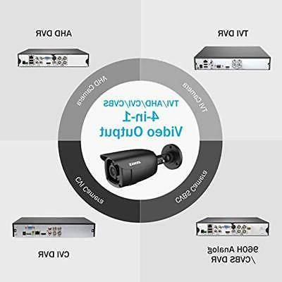 ANNKE 1080P Security 4-in-1 IP66 And
