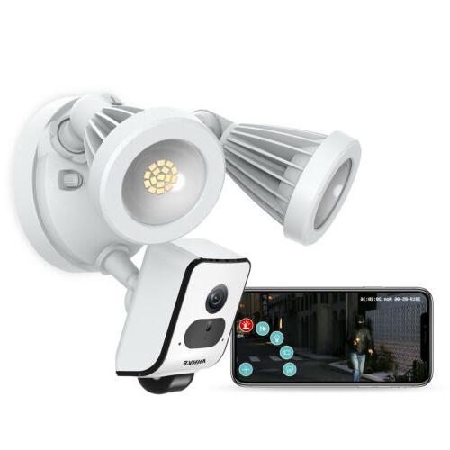 ANNKE 1080P Camera Talk Siren