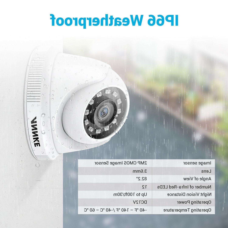 ANNKE Outdoor Video Surveillance