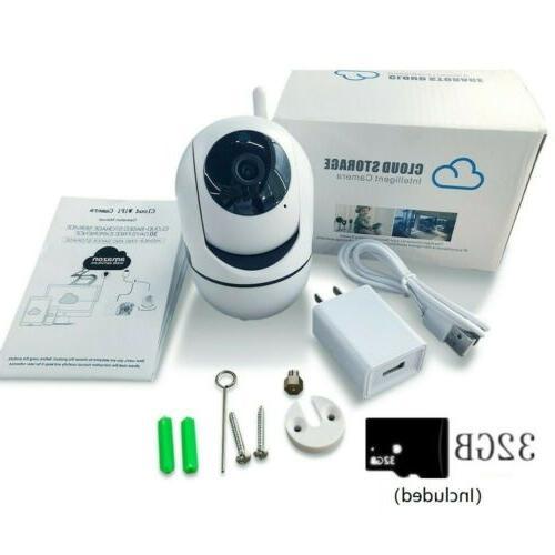 1080P HD IP Wi-Fi IR Smart Home Wireless Monitor CCTV