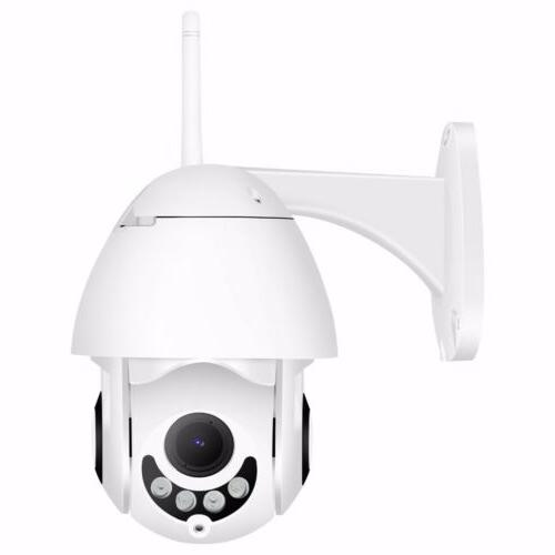 Camera WHITE Wireless CCTV HD Home IRCam
