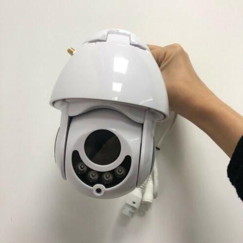 999+SALE 1080P WIFI Camera WHITE Wireless CCTV HD Home IRCam