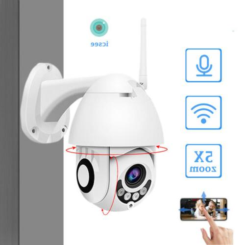 999+SALE 1080P Camera WHITE Wireless CCTV HD Home IRCam