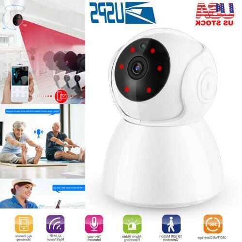 1080P HD Smart Home Security IP Camera Wi-Fi Wireless CCTV I