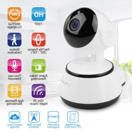 720P/1080P Wireless IP Security Camera Indoor CCTV Home Smar