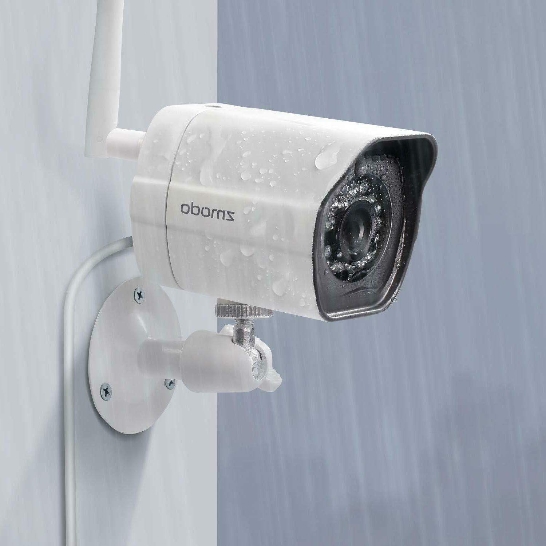 Zmodo HD WiFi Outdoor Home Wireless Camera System