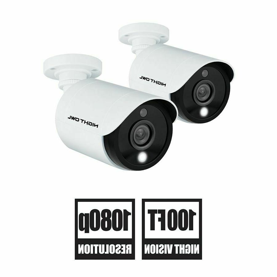 Night 1080p Motion Activated Security Camera 2