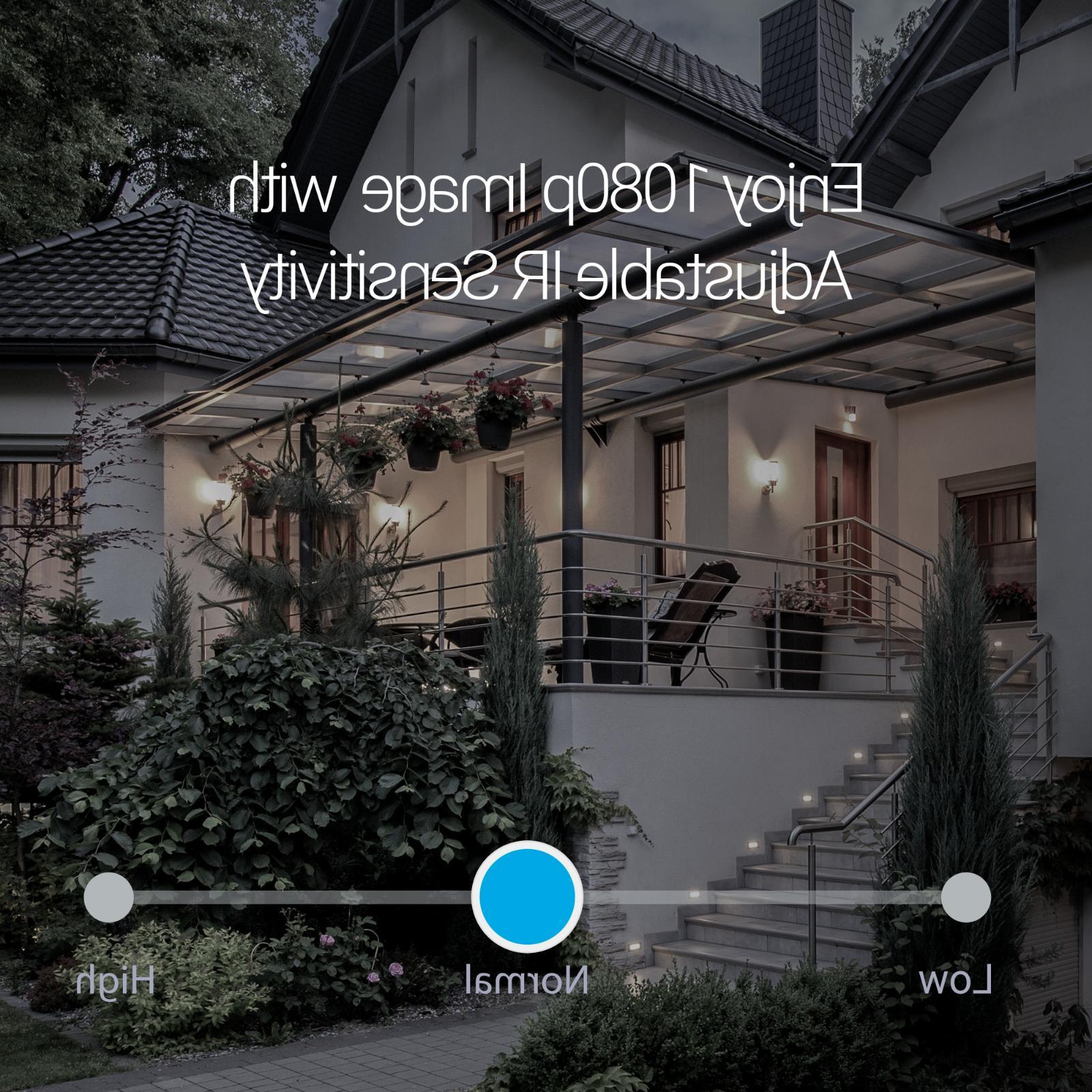 Zmodo Outdoor Home Vision Remote