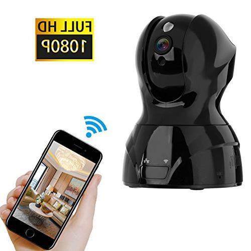 1080p wireless wifi security