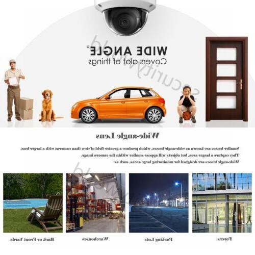 Dahua 4MP Starlight IPC-HFW5442T-AS-LED 2.8mm Pro AI Camera