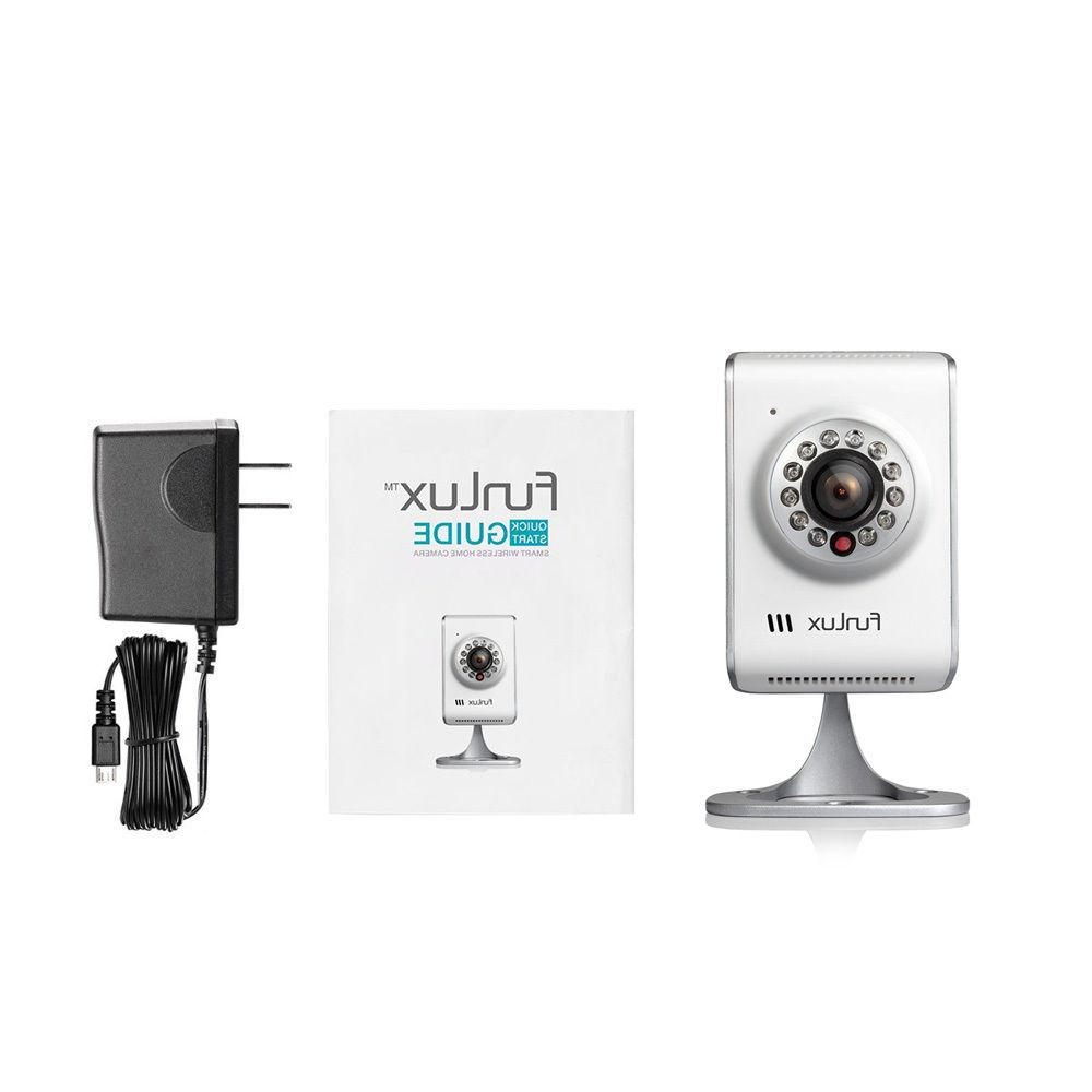 Funlux® HD IP Two-Way Audio Camera