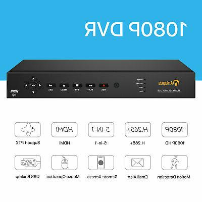16 H.265+ 1080P DVR for Security System