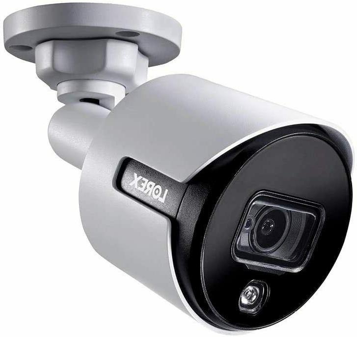 Lorex 16 Channel Security System with Active Deterrence Cameras