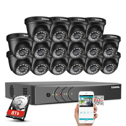 ANNKE H.264+ Outdoor Security Camera Email