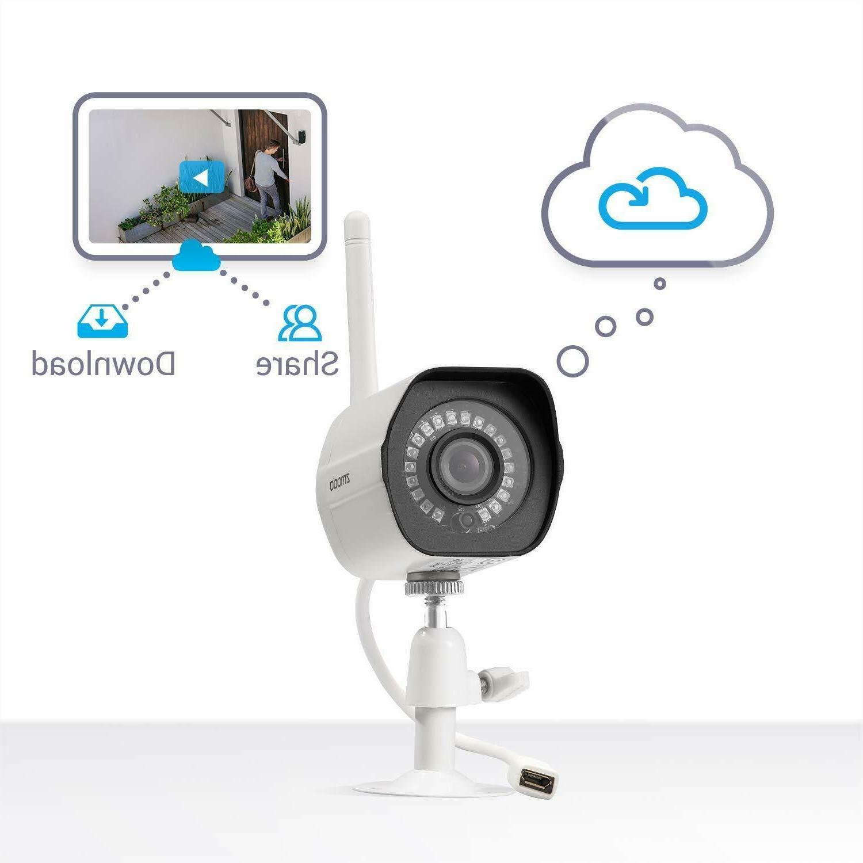 Zmodo HD WiFi Home Wireless Camera