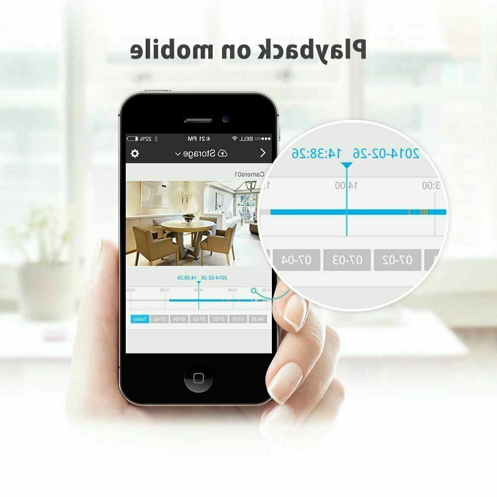 Funlux IP Two-Way WiFi Camera