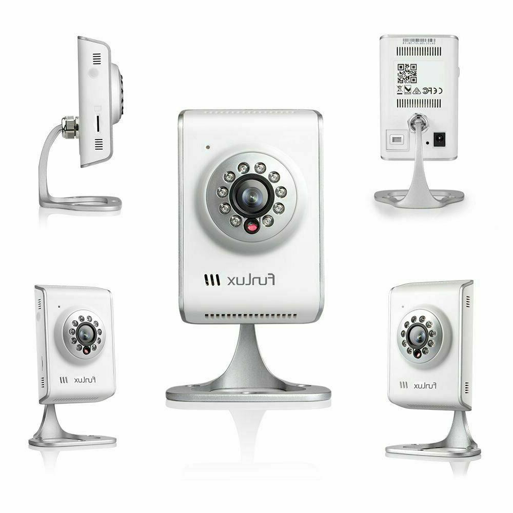 Funlux® Network IP Home Audio Camera