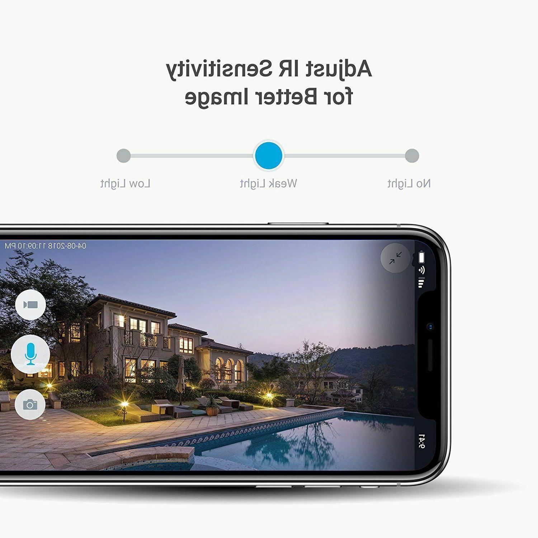 Funlux IP Indoor Two-Way Audio Camera