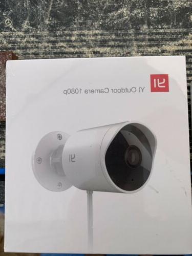 2 YI Security Cameras 1080P YHS