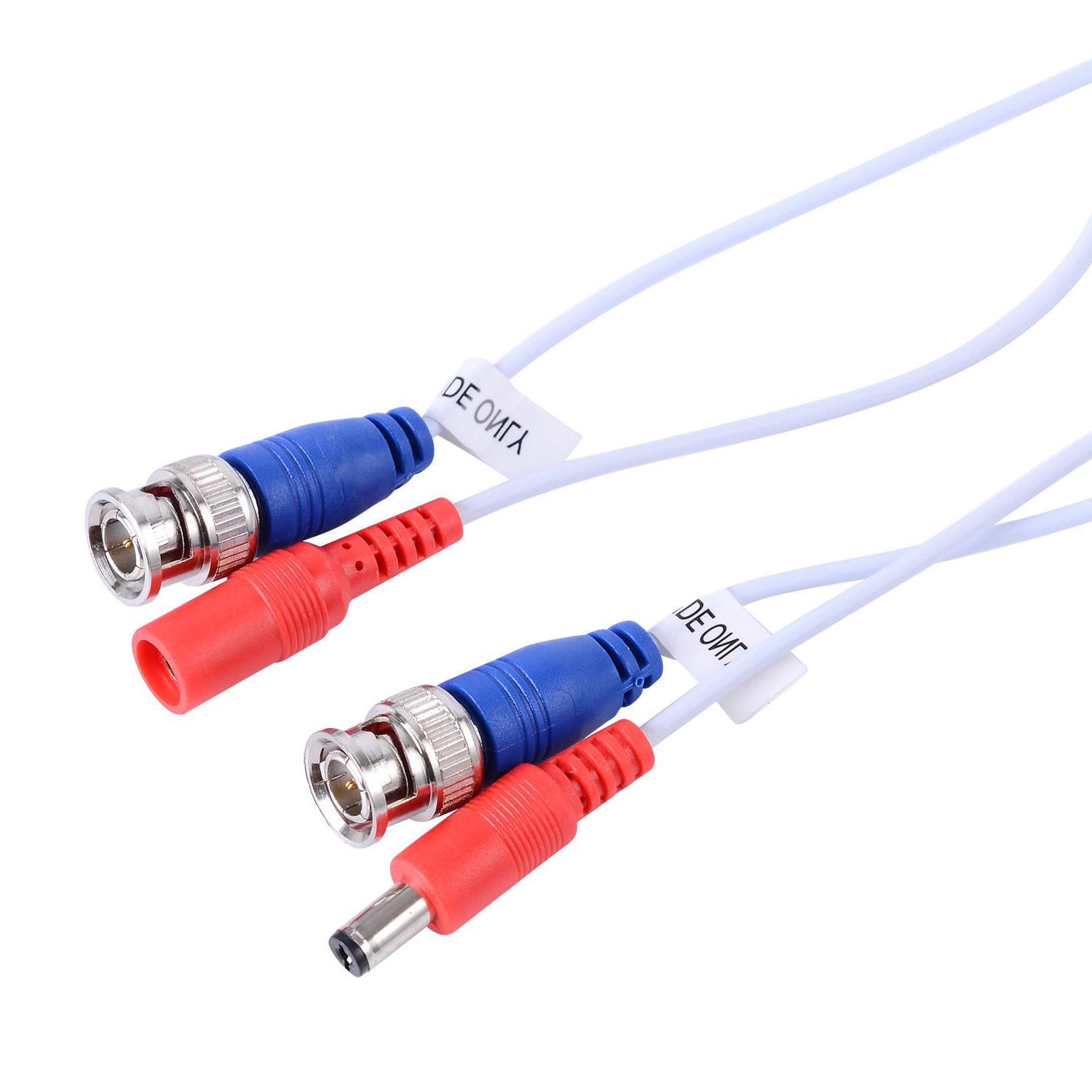 ANNKE Power Cable BNC RCA for Camera System