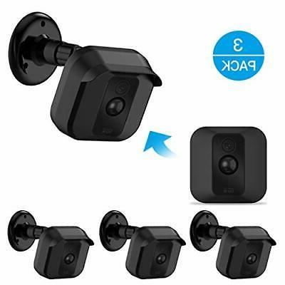 Wall Mount Adjustable for 3 Pack Security Camera System Blin