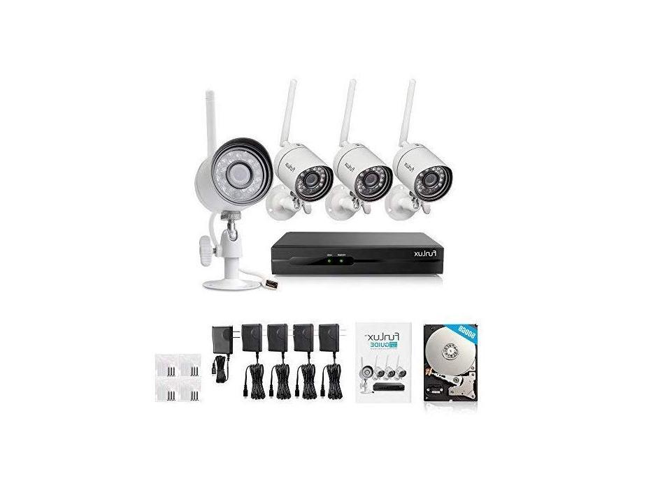 HDMI 4 720p HD Home Security