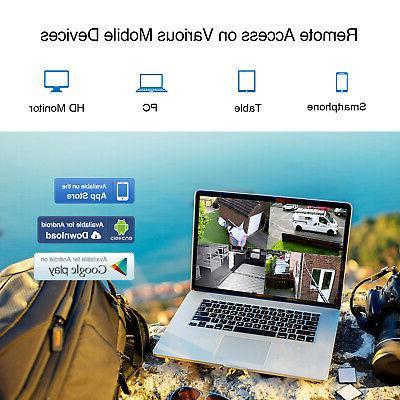 SANNCE CCTV System APP