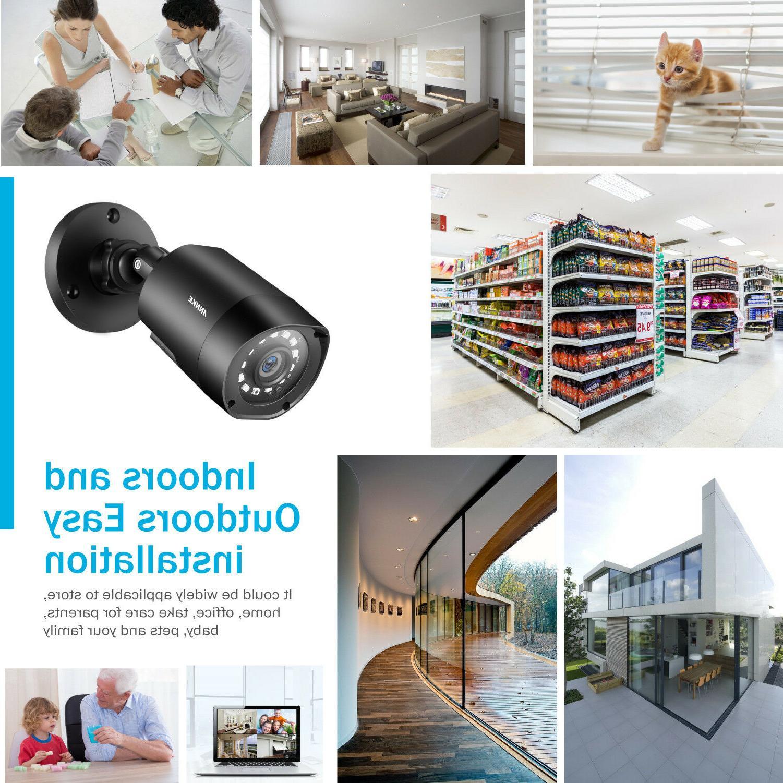ANNKE Full 2000TVL Outdoor Camera System