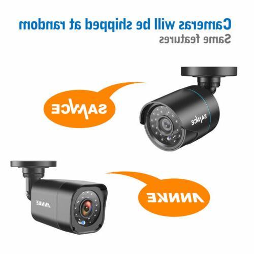 ANNKE 8CH Lite DVR 2MP Outdoor IR Motion