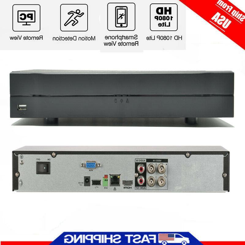4CH AHD Digital DVR for Security