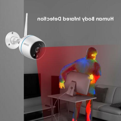 Security IP with IR 4
