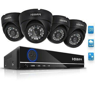 FREDI System Full DVR with 4x Night Vis