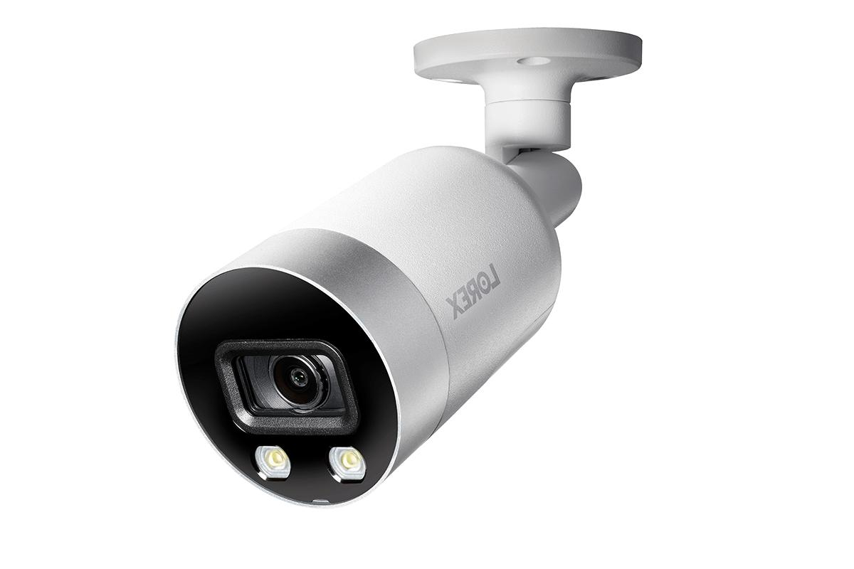 LOREX E891AB - Ultra HD Deterrence Security Camera