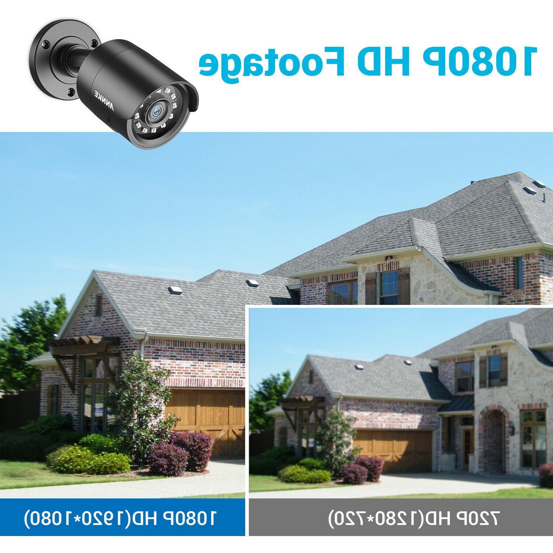 ANNKE 1080P Security TVI Camera Vision