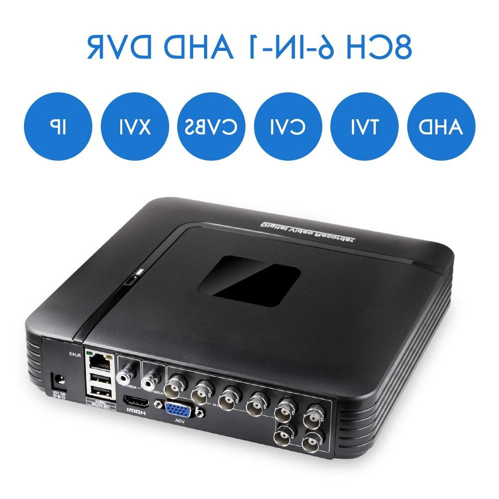 4pcs 4MP DVR System Kit <font><b>Video</b></font> Surveillance Night Vision