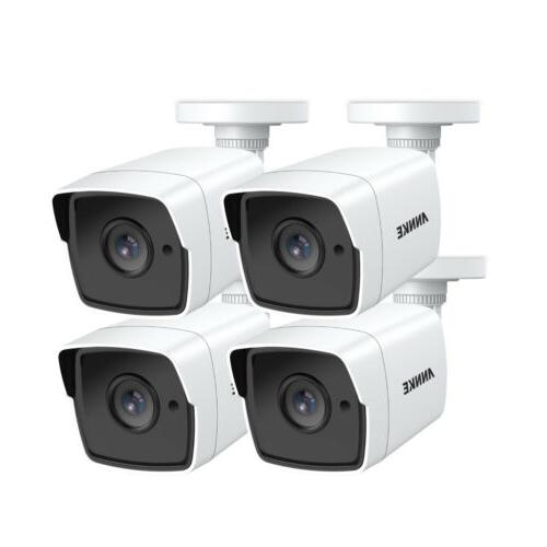 ANNKE 4x 5MP Outdoor Smart IR Survelliance 3D