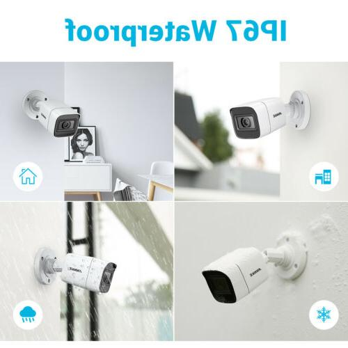 ANNKE 4x Ultra 8MP Security Outdoor Night Surveillance