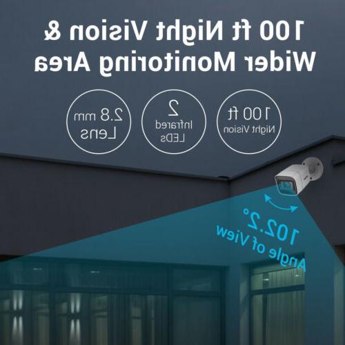 ANNKE Ultra 8MP Security Outdoor Night Surveillance