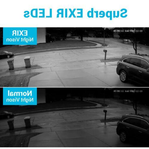 ANNKE Ultra 8MP Outdoor Night Surveillance