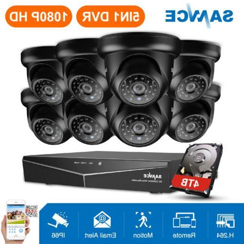5in1 1080p hdmi 8ch dvr 1500tvl 720p