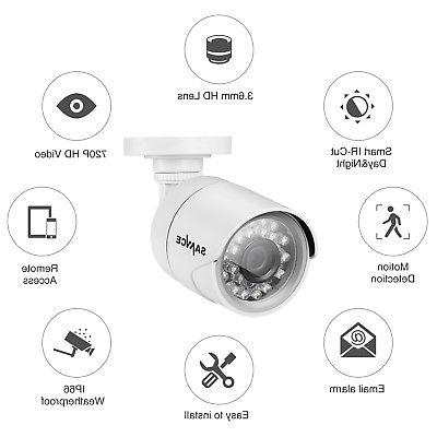 SANNCE 1080P Camera System Vision