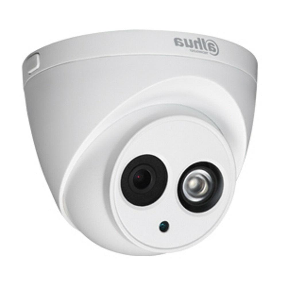 Dahua 6MP Turret IP Security Metal 2.8mm
