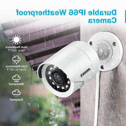 ANNKE 1080P DVR CCTV Security IR