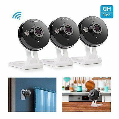 720p hd wireless smart home day night