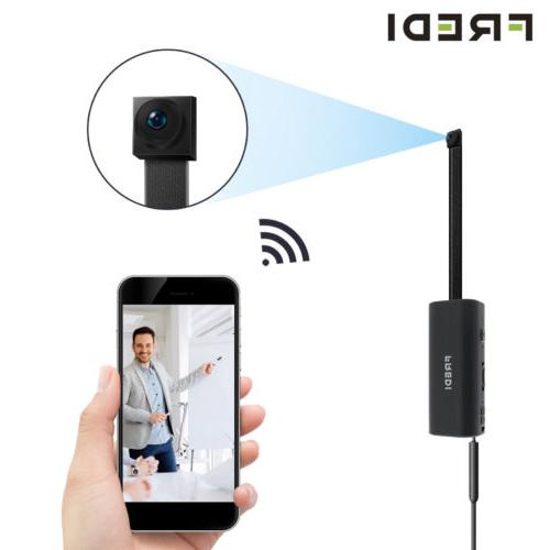 720P Mini Wifi Wireless Hidden Spy Camera Motion Detection S