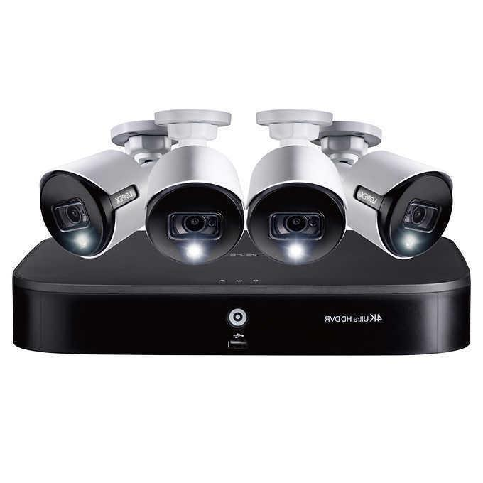 8 channel 5mp dvr security system