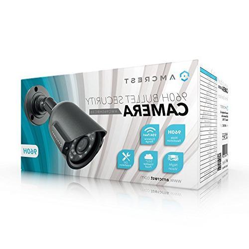 Amcrest TVL Bullet Camera