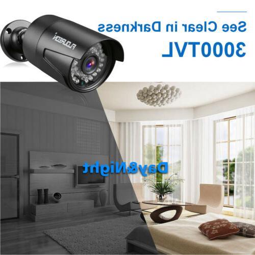 8CH Security Camera Video Surveillance Kit
