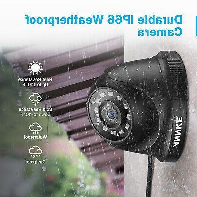 ANNKE Security Camera Alert